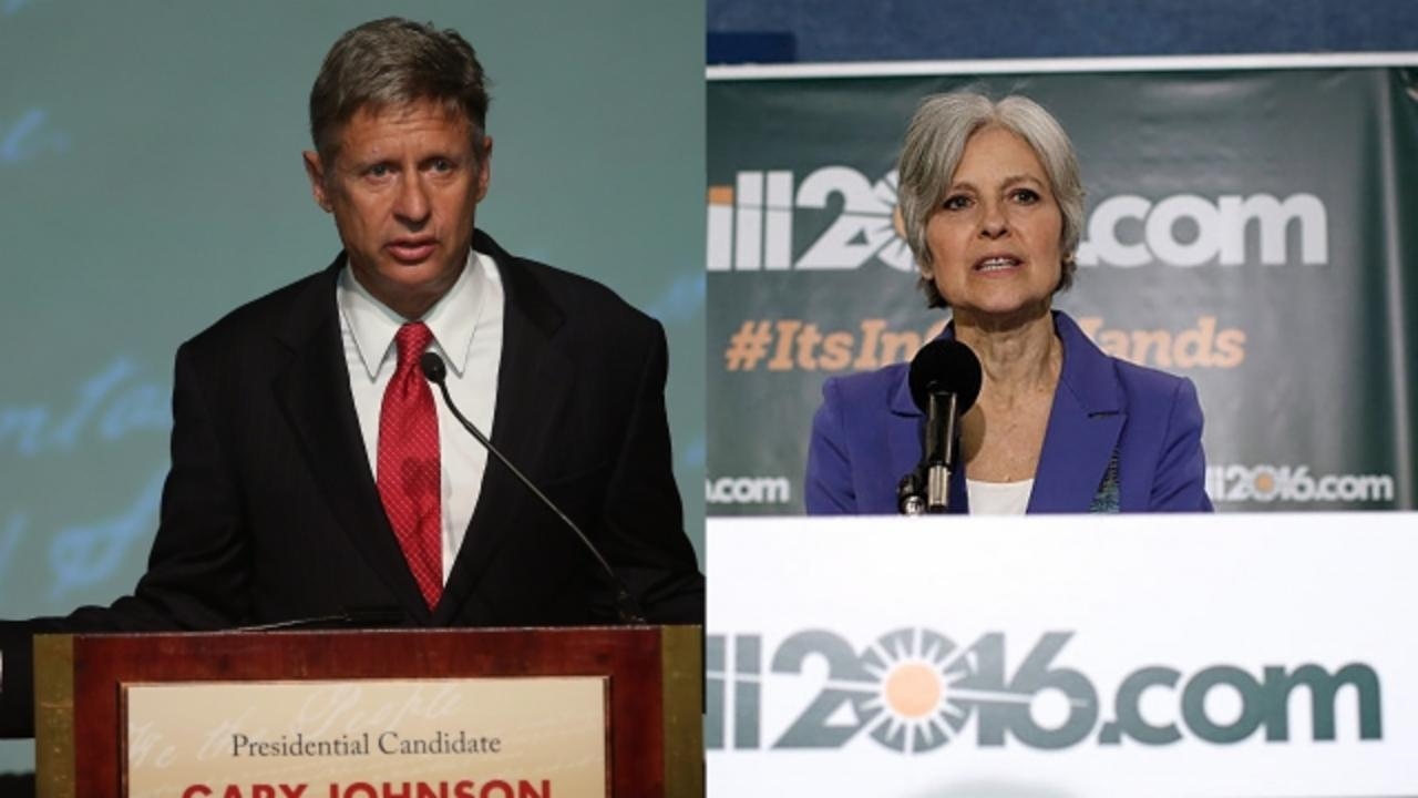 Third-Party Candidates Are Unlikely to Make the Debates