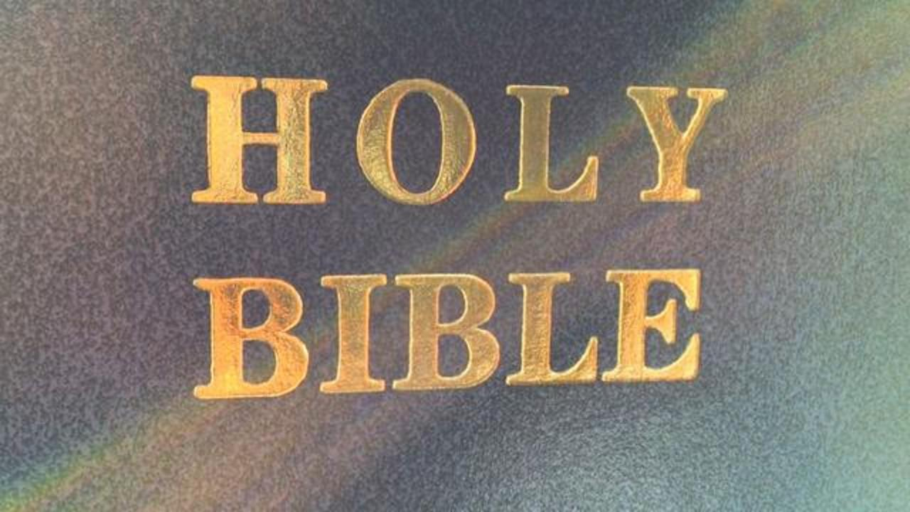 Bible Displayed On Desk Of Air Force Officer Stirs Controversy