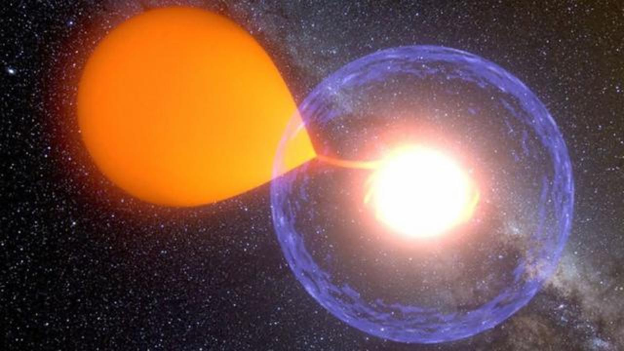 Astronomers Capture Activity Before, During, And After A Classical Nova Explosion