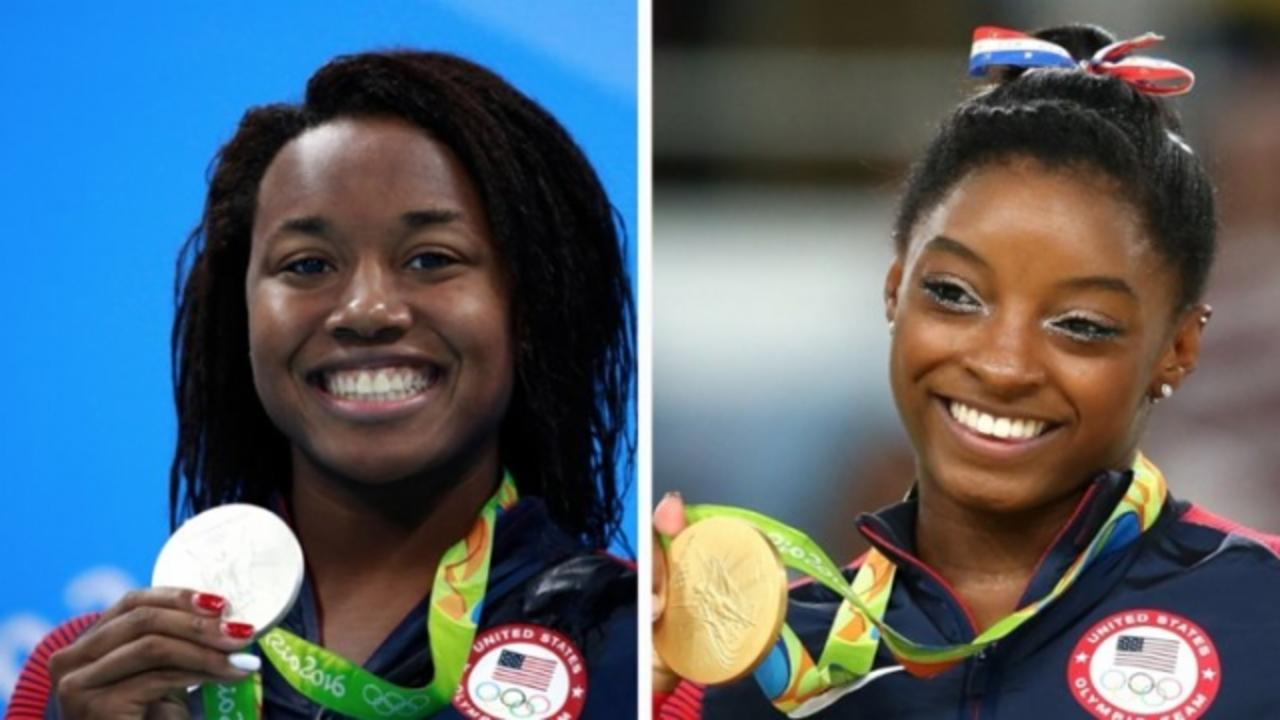 Olympians' Success Could Make 'Simone' a Popular Baby Name