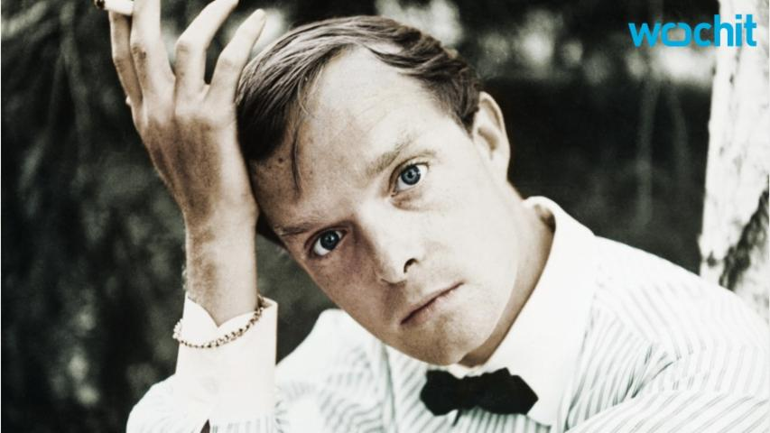 Truman Capote's Ashes Up for Auction