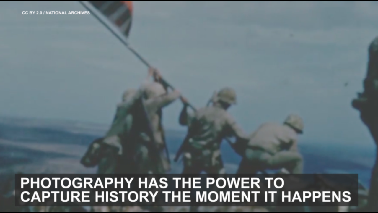 Iconic and powerful photographs throughout history