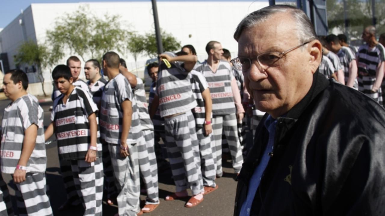 Sheriff Joe Arpaio Could Face Prosecution