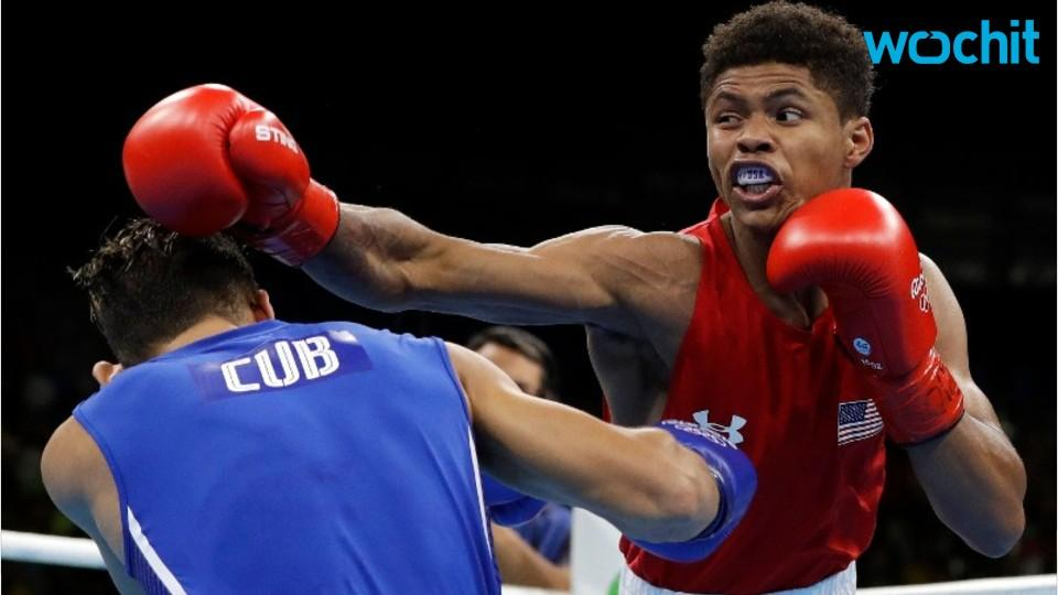 Shakur Stevenson Settles For Silver In Olympic Boxing Match