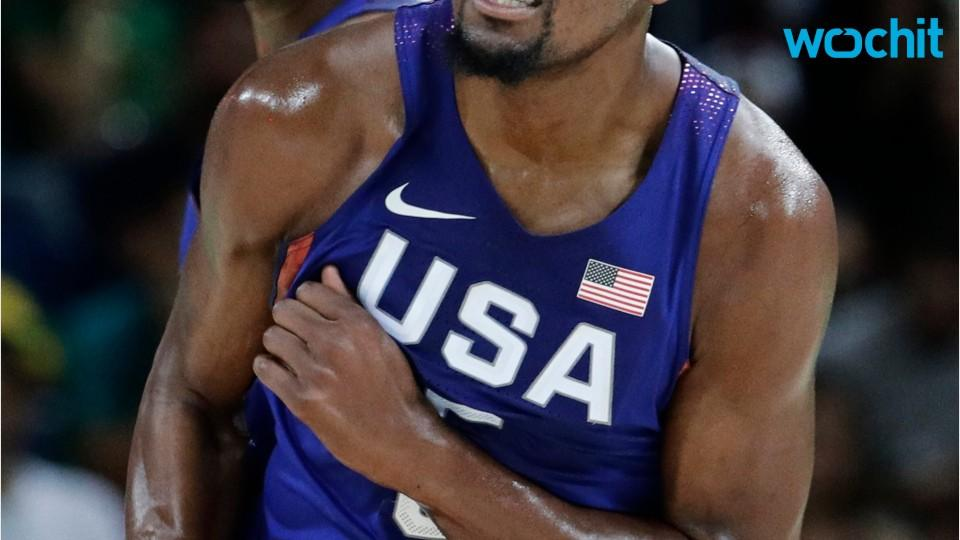 Third Olympic Gold For US Mens Basketball Team