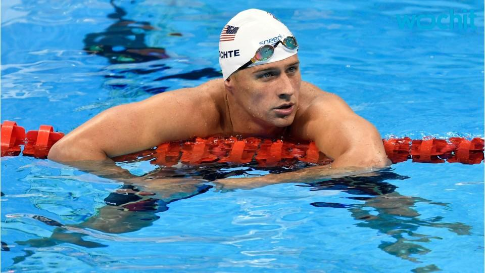 Ryan Lochte Did Lie In Rio Robbery Story