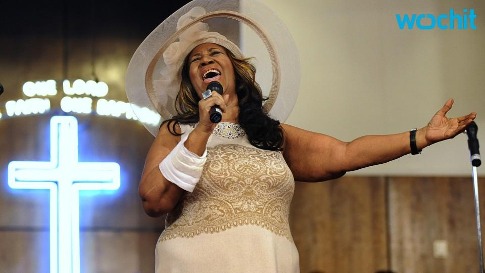 Aretha Franklin Cancels Performances For A Month
