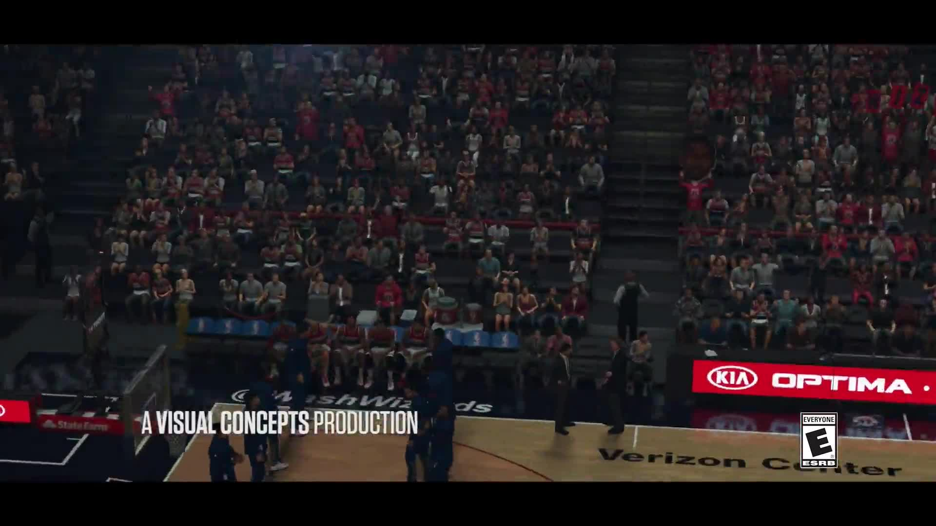 NBA 2K17 - Friction Trailer