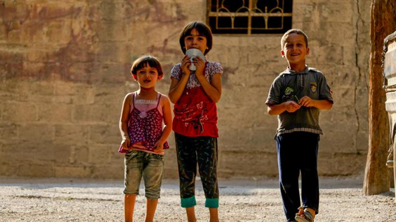 8 Startling Facts About the Children of Syria
