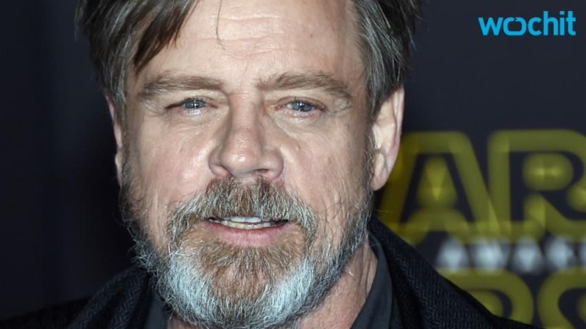 Mark Hamill Supports Terminally Ill English 'Star Wars' Fan