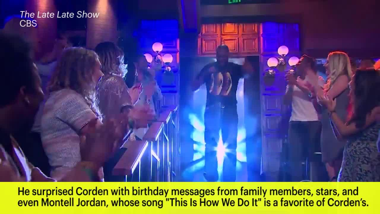 These James Corden Birthday Tributes Are the Best Videos You'll Watch all Day