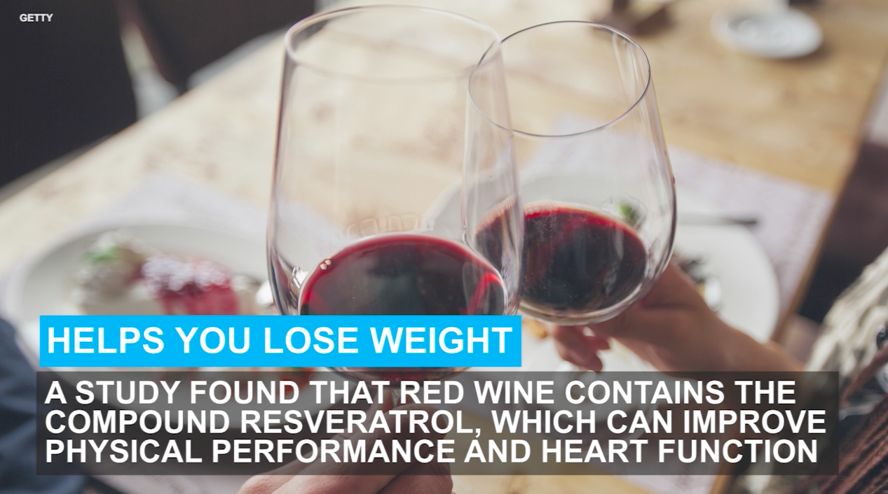 The health secrets of wine
