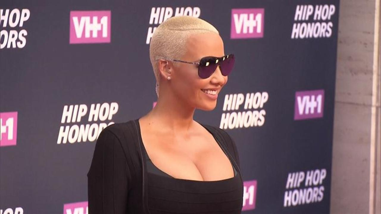 Amber Rose Joining 'Dancing with the Stars'