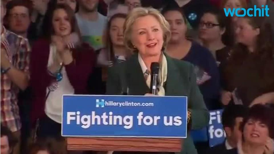 Clinton Leads National Poll By 12 Points