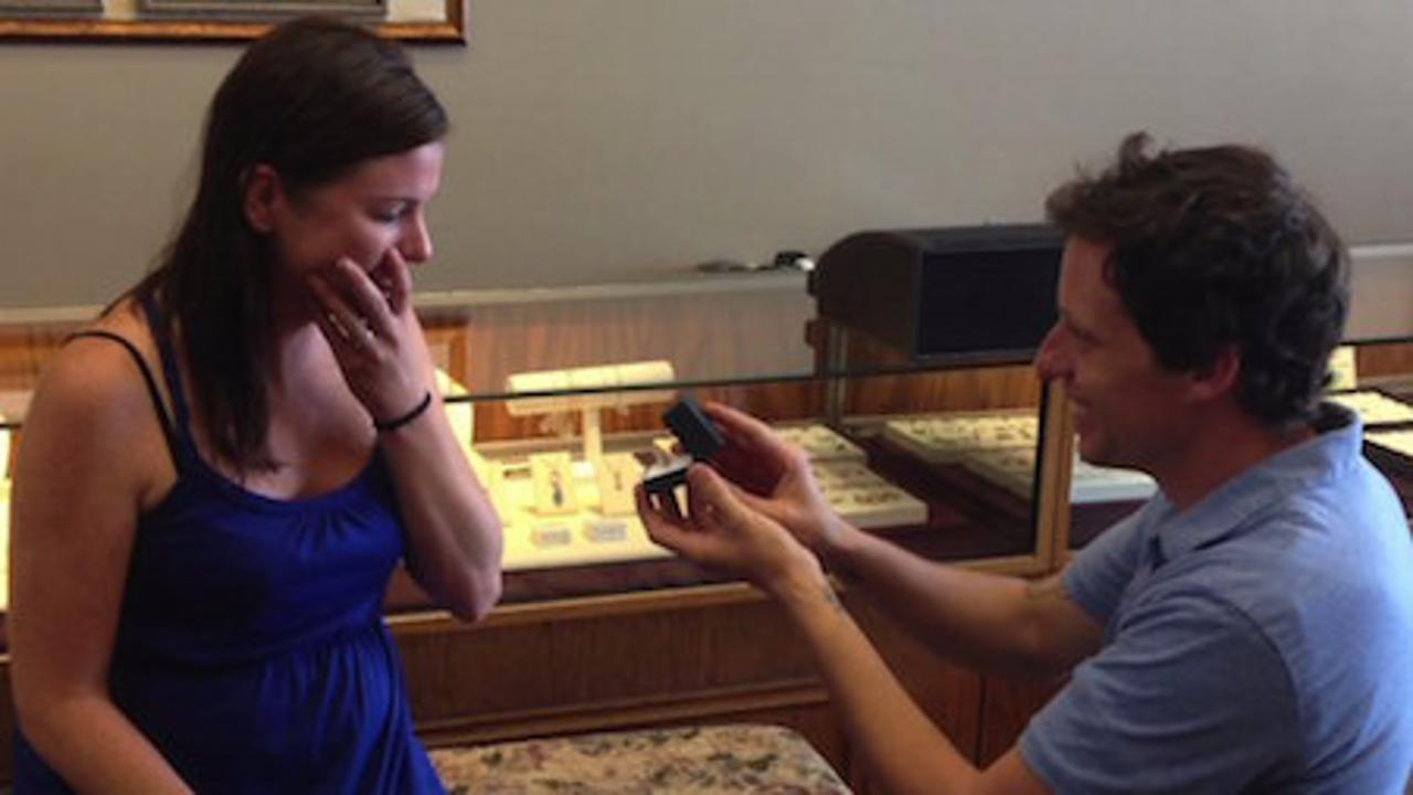 Jewelry Store Donates Rings To Couple Whose Were Stolen Days Before Wedding