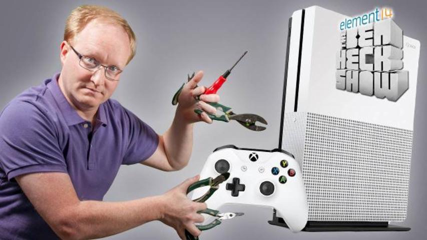 Ben Heck's Xbox One S teardown