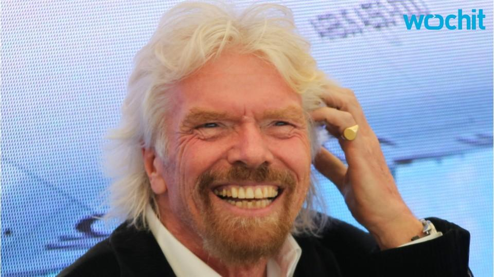 Richard Branson Hurt in Serious Cycling Accident