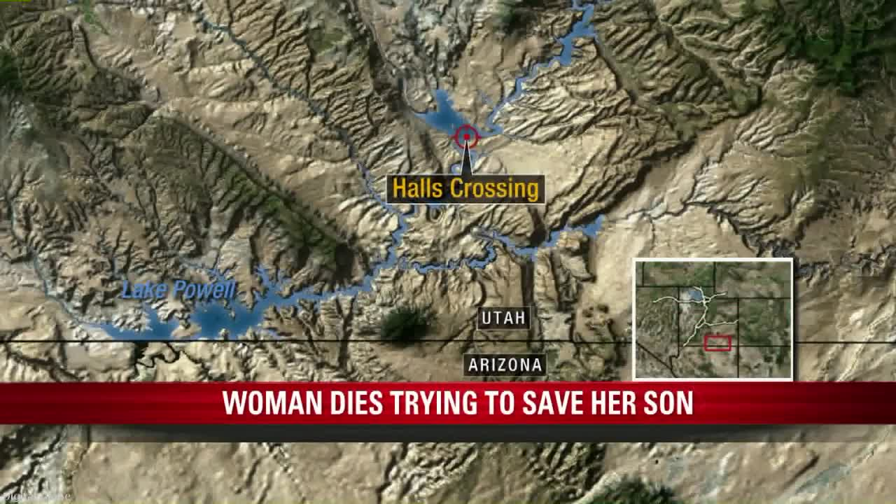 Mom Drowns While Holding 2-Year-Old Son Above Water Long Enough For Rescue