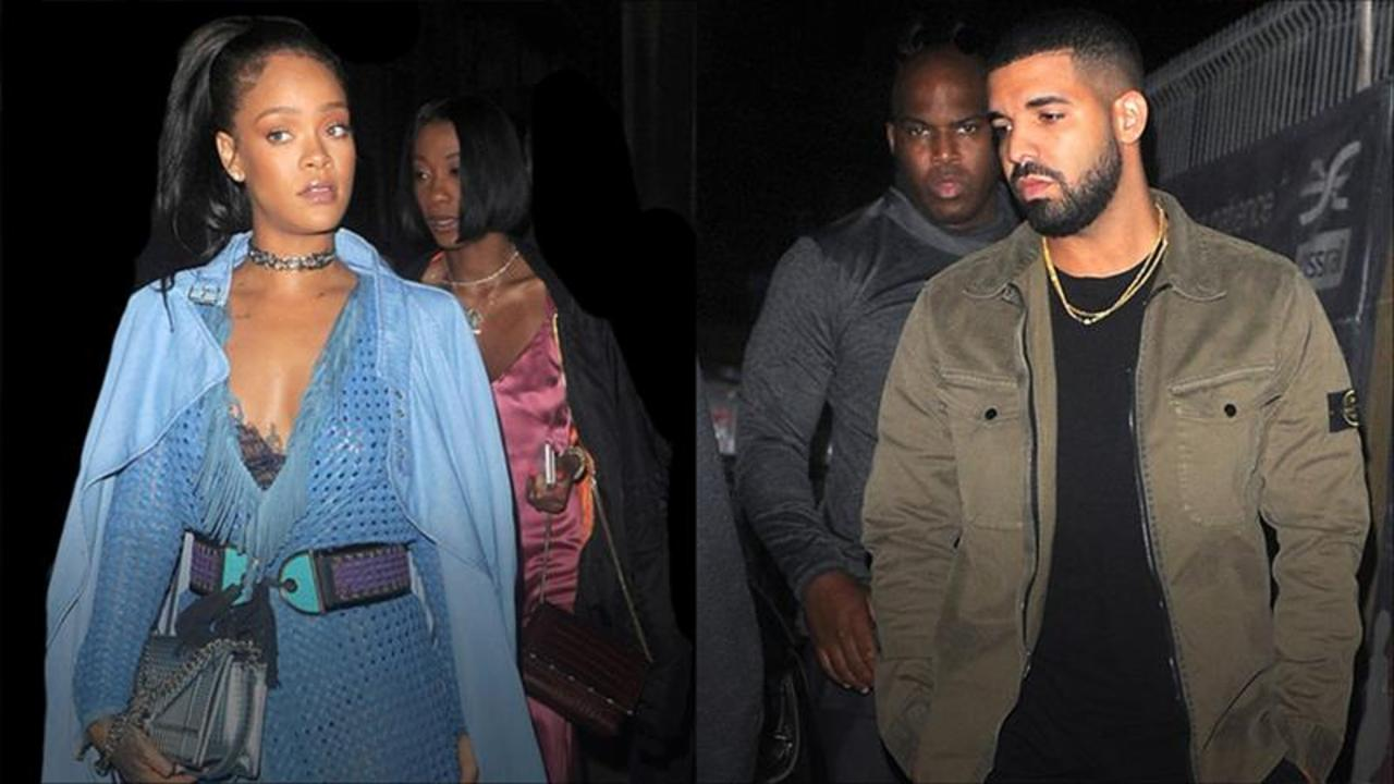 Drake Surprises Rihanna With a Massive Gift