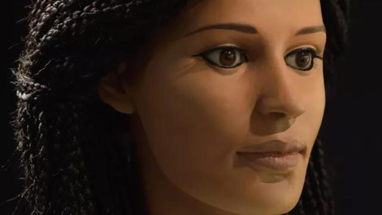 2000-Year-Old Mummy 'Brought To Life'