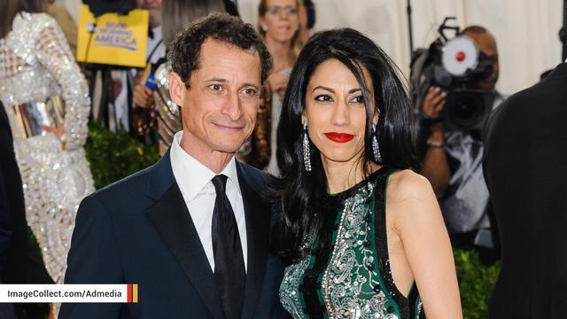 Huma Abedin Announces Separation From Her Husband, Anthony Weiner