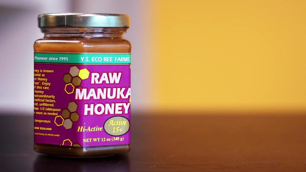 Manuka Honey is the Key to Burn Relief