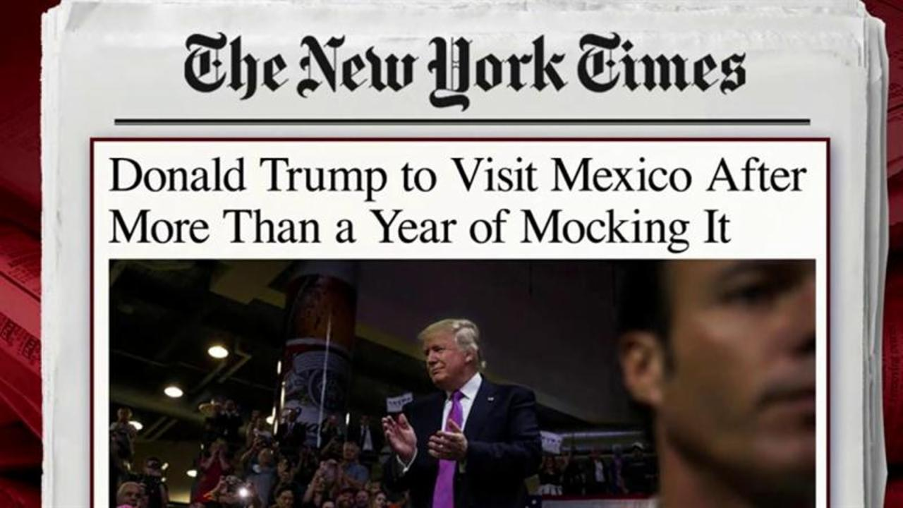 Trump's Mexico takes political world by surprise