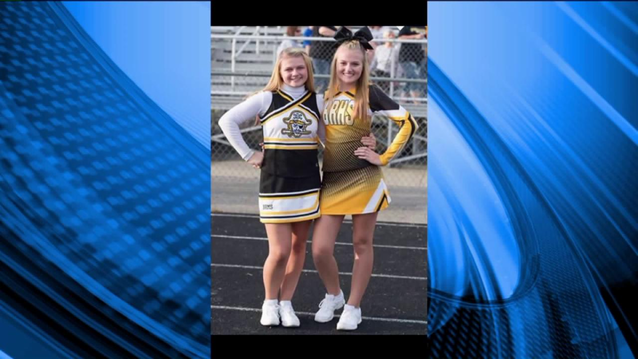School Says Cheerleading Uniforms Violate Dress Code