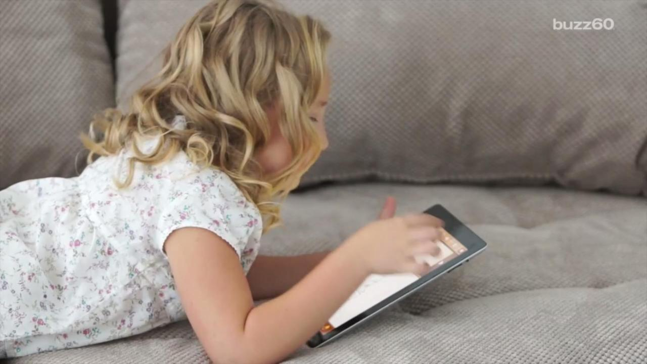 Study Shows iPad Works Just As Well As A Sedative for Kids