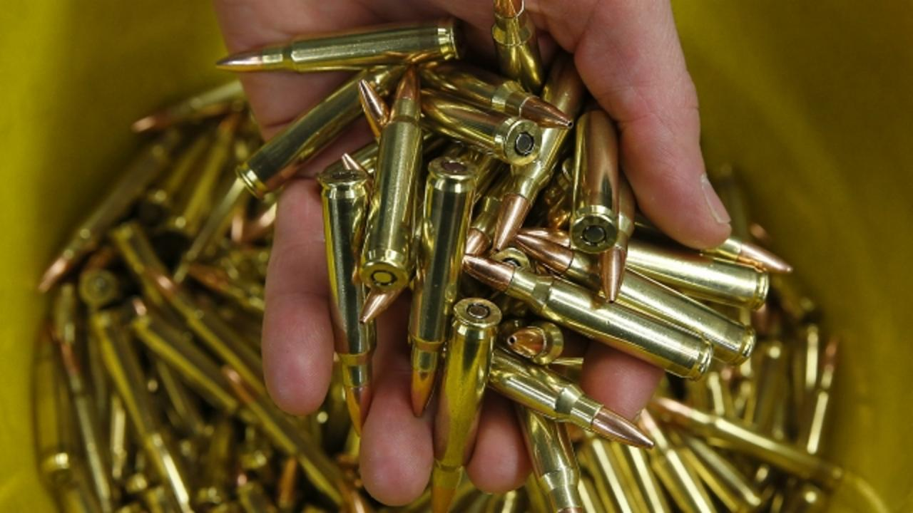 Illinois Rep. Proposes Tracking Bullets With Serial Numbers