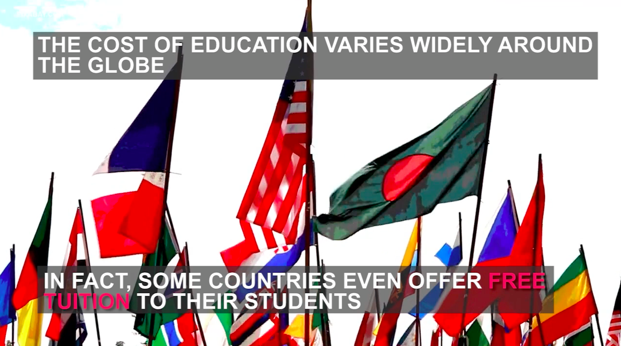 Countries with cheap college tuition for American students