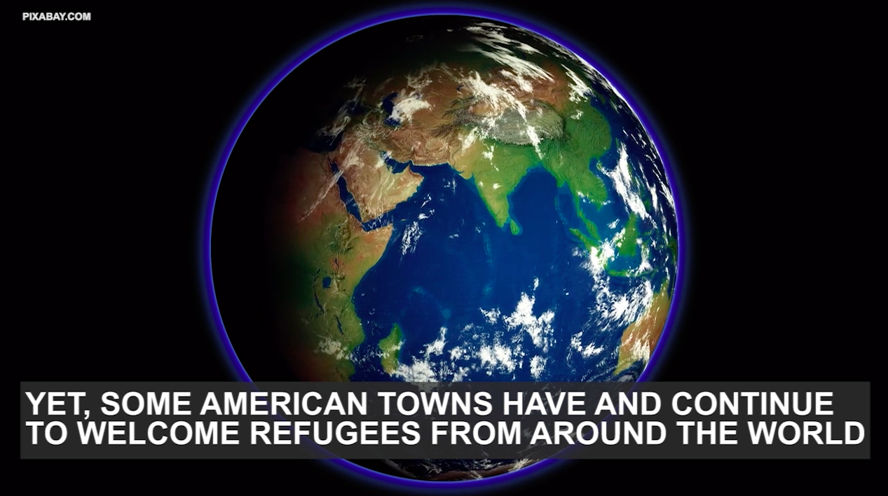 How American towns are helping foreign refugees
