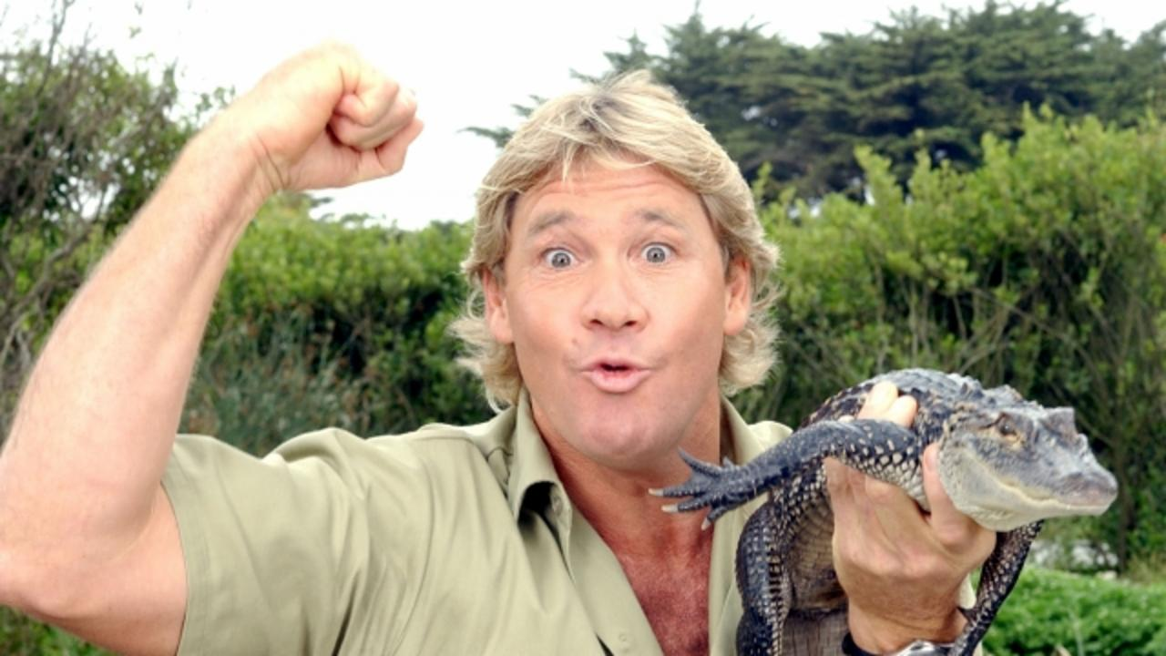 Steve Irwin's Parents Find Note Written Before His Death