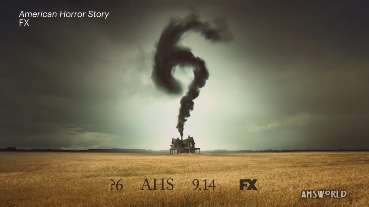 Do we finally have a season 6 theme for American Horror Story?