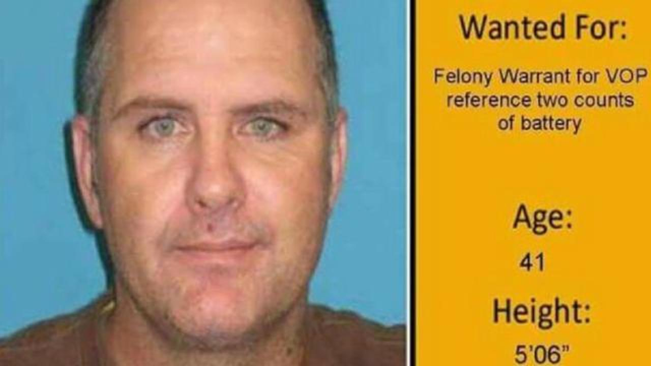 Man Uses His Wanted Poster For Facebook Profile Photo, Gets Arrested