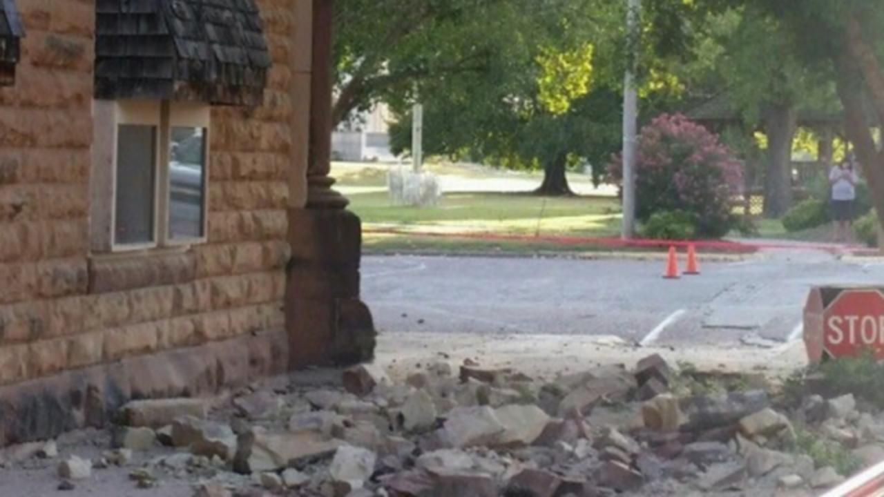 5.6 Magnitude Earthquake in Oklahoma Shakes Multiple States
