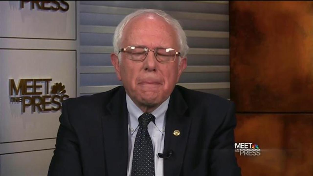Sanders: Debate Threshold is 'Too High' for Third-party Candidates