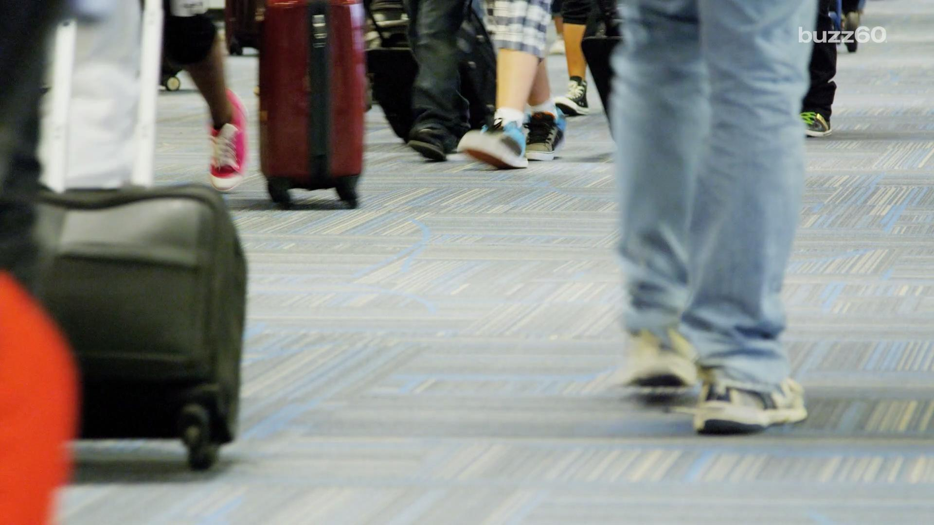 Dubai International Airport will replace ID checks with a facial recognition aquarium