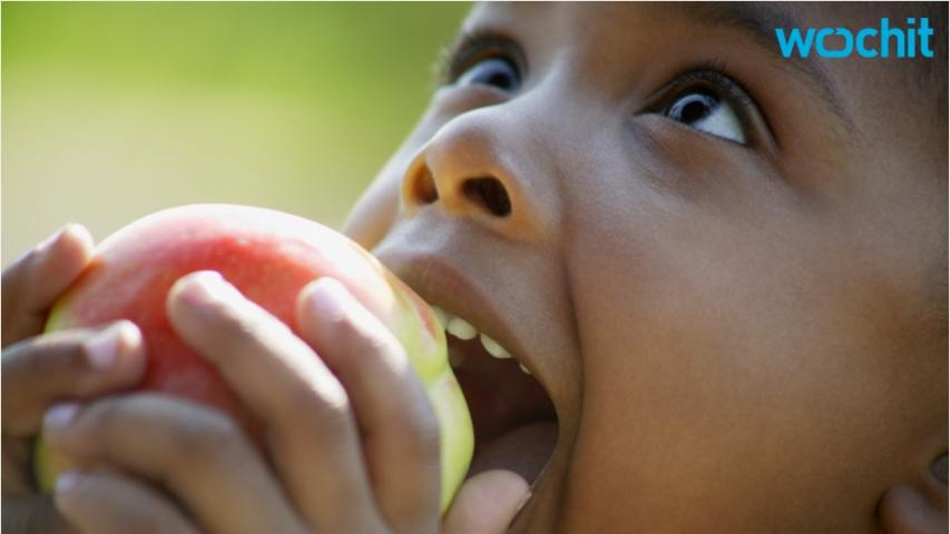 Healthy Diet Equals Smarter Children?