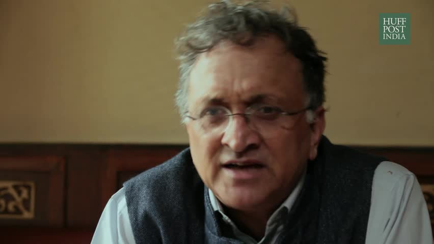 Ramachandra Guha on Breakfast With HuffPost