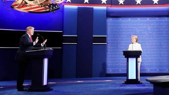The Final Presidential Debate in Three Minutes