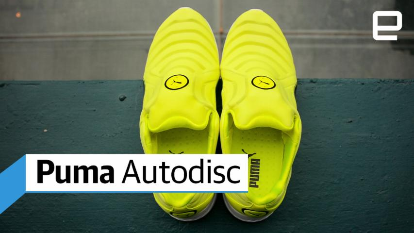 Puma Autodisc : Hands-on