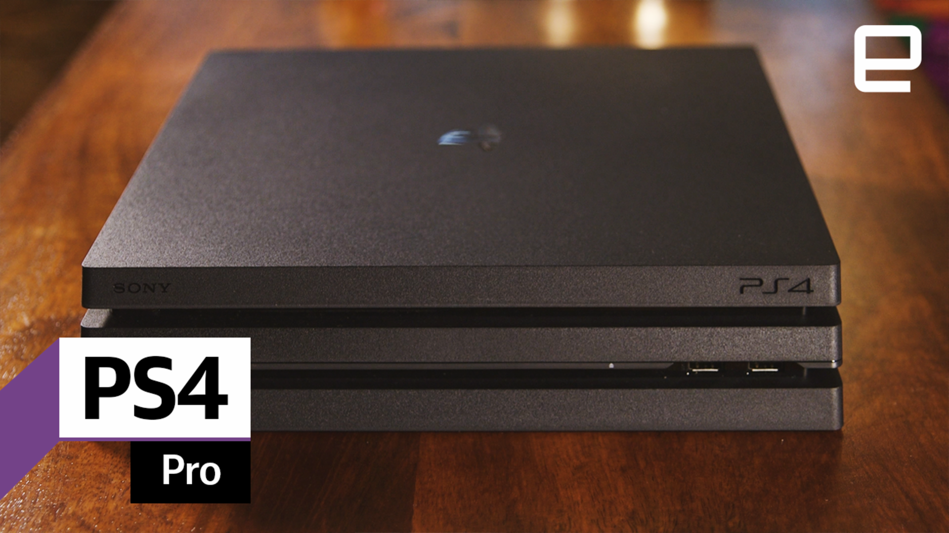 Sony's PlayStation 4 Pro is a perfect way to show off your 4K TV