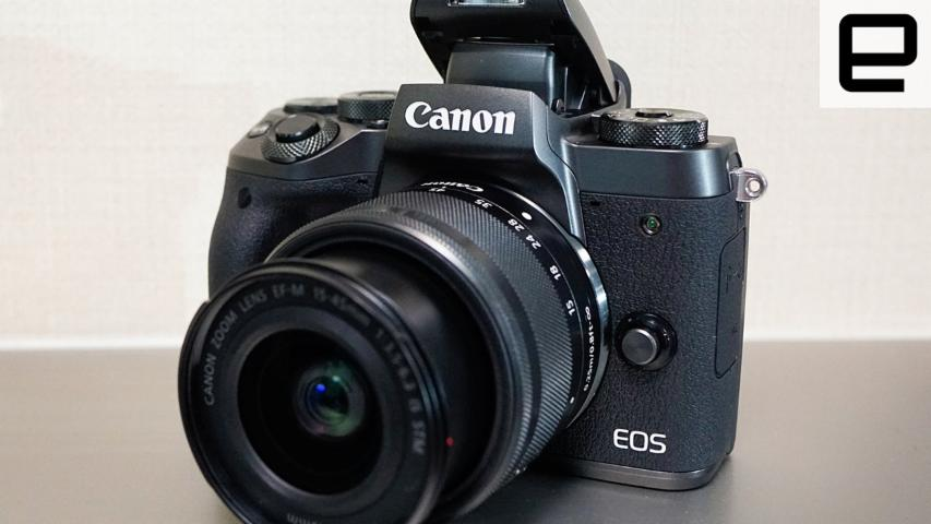Canon EOS M5 Focus Speed Test