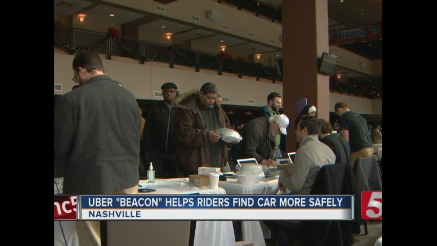 Uber Beacon To Debut In Nashville