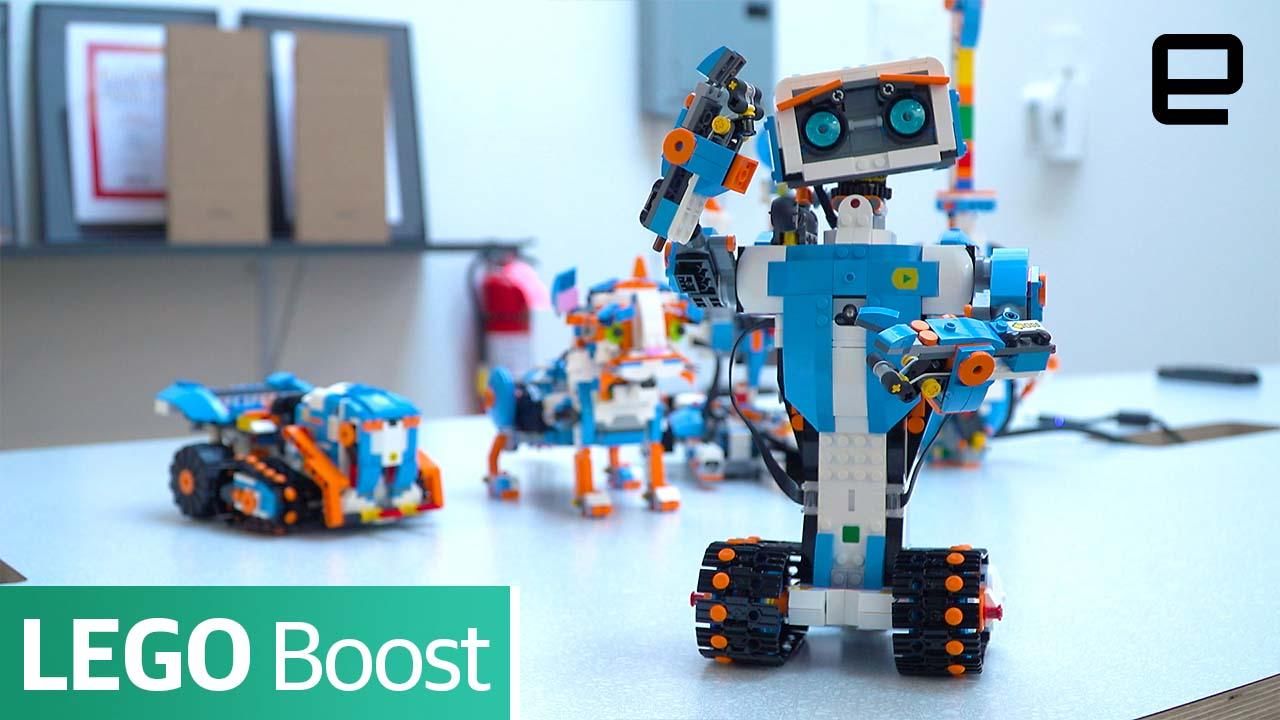 LEGO Boost: First look