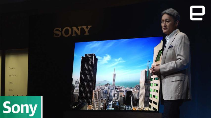 Sony's CES Press Conference Wrap-up
