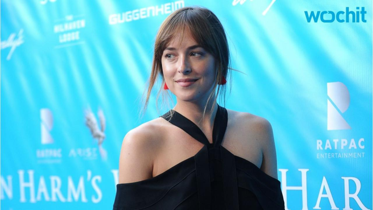 Dakota Johnson's complete style transformation: From spaghetti strap tops to sparkly gowns