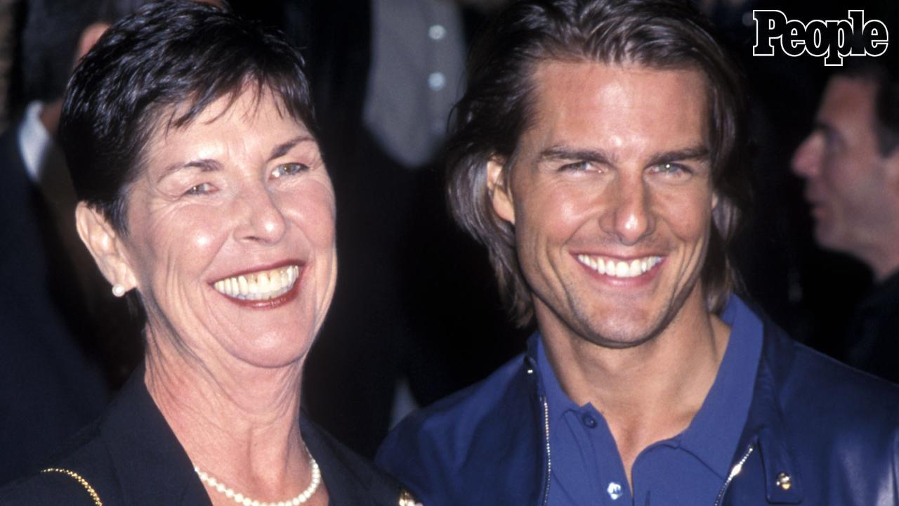 Tom Cruise's Mother, Mary Lee South, Dead At 80