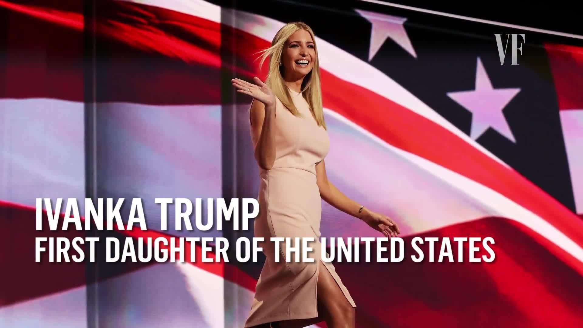 Ivanka Trump's real name isn't Ivanka